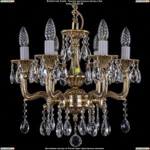 1704/6/110/A/GB Подвесная люстра Bohemia Ivele Crystal (Богемия)