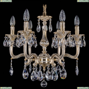 1704/6/150/A/GW Хрустальная подвесная люстра Bohemia Ivele Crystal (Богемия)