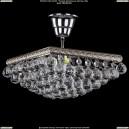 1912/25Z/Ni Хрустальная потолочная люстра Bohemia Ivele Crystal (Богемия)