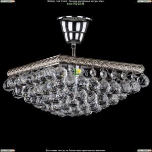 1912/25/Ni Хрустальная потолочная люстра Bohemia Ivele Crystal (Богемия)