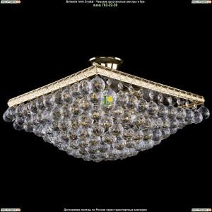 1912/35/G Хрустальная потолочная люстра Bohemia Ivele Crystal (Богемия)