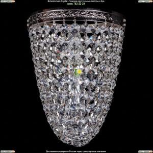1925/1/S/Ni Хрустальная бра Bohemia Ivele Crystal (Богемия)