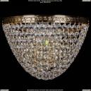 1925/3W/G Хрустальное бра Bohemia Ivele Crystal (Богемия)