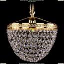 1925/20/G Хрустальная подвесная люстра Bohemia Ivele Crystal (Богемия)