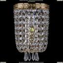 1927/1S/G Хрустальное бра Bohemia Ivele Crystal (Богемия)