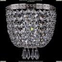 1927/1W/Ni Хрустальное бра Bohemia Ivele Crystal (Богемия)