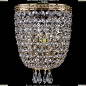 1927/2/S/G Хрустальная бра Bohemia Ivele Crystal (Богемия)