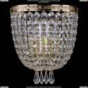 1927/3S/G Хрустальное бра Bohemia Ivele Crystal (Богемия)