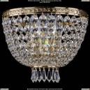 1927/3W/G Хрустальное бра Bohemia Ivele Crystal (Богемия)