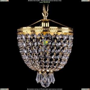 1927/20/G Хрустальная подвесная люстра Bohemia Ivele Crystal (Богемия)