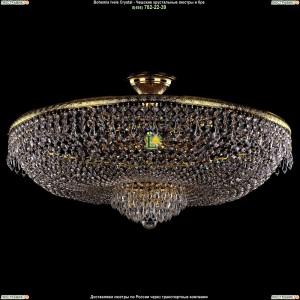 1927/95Z/G Хрустальная потолочная люстра Bohemia Ivele Crystal (Богемия)