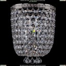 1928/2S/Ni Хрустальное бра Bohemia Ivele Crystal (Богемия)