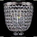 1928/3S/Ni Хрустальное бра Bohemia Ivele Crystal (Богемия)