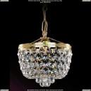 1928/20/G Хрустальная подвесная люстра Bohemia Ivele Crystal (Богемия)