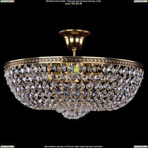 1928/45Z/GB Хрустальная потолочная люстра Bohemia Ivele Crystal (Богемия)