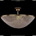 1932/55Z/GB Хрустальная потолочная люстра Bohemia Ivele Crystal