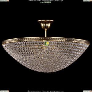 1932/55Z/GB Хрустальная потолочная люстра Bohemia Ivele Crystal (Богемия)