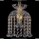 7710/15/G/Balls Хрустальная подвесная люстра Bohemia Ivele Crystal (Богемия)