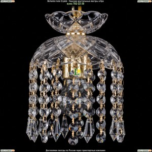7710/15/G/Drops Хрустальная подвесная люстра Bohemia Ivele Crystal (Богемия)