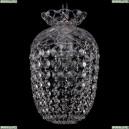 7710/15/Ni Хрустальная подвесная люстра Bohemia Ivele Crystal (Богемия)