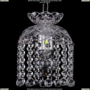 7710/15/Ni/Balls Хрустальная подвесная люстра Bohemia Ivele Crystal (Богемия)