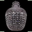 7710/35/Ni Хрустальная подвесная люстра Bohemia Ivele Crystal (Богемия)