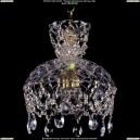 7711/22/G Хрустальная подвесная люстра Bohemia Ivele Crystal (Богемия)
