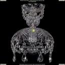 7711/22/Ni Хрустальная подвесная люстра Bohemia Ivele Crystal (Богемия)