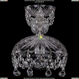 7711/22/Ni/Balls Хрустальная подвесная люстра Bohemia Ivele Crystal (Богемия)