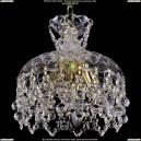 7711/25/G/Balls Хрустальная подвесная люстра Bohemia Ivele Crystal (Богемия)