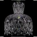 7711/30/Ni Хрустальная подвесная люстра Bohemia Ivele Crystal (Богемия)