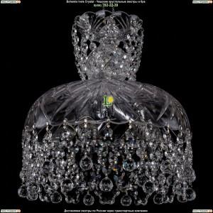 7711/30/Ni/Balls Хрустальная подвесная люстра Bohemia Ivele Crystal (Богемия)
