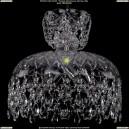 7711/35/Ni Хрустальная подвесная люстра Bohemia Ivele Crystal (Богемия)