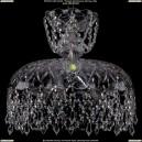 7711/35/Ni/Drops Хрустальная подвесная люстра Bohemia Ivele Crystal (Богемия)