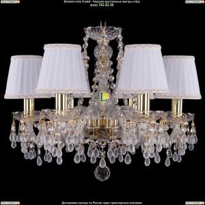 1410/6/160/G/0300/SH13A Хрустальная подвесная люстра Bohemia Ivele Crystal (Богемия)