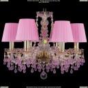 1410/6/160/G/V7010/SH1 Хрустальная подвесная люстра Bohemia Ivele Crystal (Богемия)