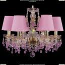 1410/6/160/G/V7010/SH20 Хрустальная подвесная люстра Bohemia Ivele Crystal (Богемия)