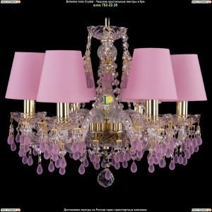 1410/6/160/G/7010/SH20 Хрустальная подвесная люстра Bohemia Ivele Crystal (Богемия)