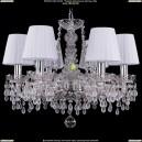 1410/6/160/Ni/V0300/SH2 Хрустальная подвесная люстра Bohemia Ivele Crystal