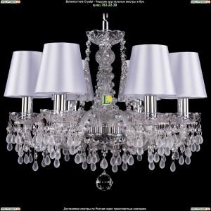 1410/6/160/Ni/0300/SH21 Хрустальная подвесная люстра Bohemia Ivele Crystal (Богемия)