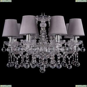 1413/8/200/Ni/Balls/SH24 Хрустальная подвесная люстра Bohemia Ivele Crystal (Богемия)