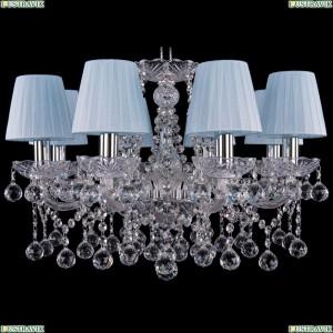 1413/8/200/Ni/Balls/SH4 Хрустальная подвесная люстра Bohemia Ivele Crystal (Богемия)