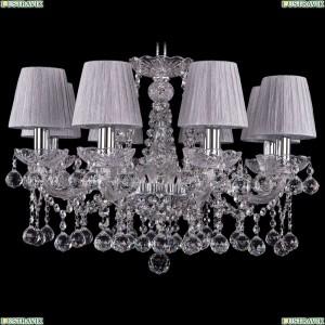 1413/8/200/Ni/Balls/SH6 Хрустальная подвесная люстра Bohemia Ivele Crystal (Богемия)