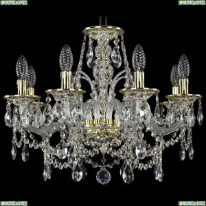 1611/8/195/GW Хрустальная подвесная люстра Bohemia Ivele Crystal (Богемия)