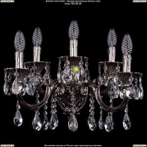 1700/5/A/NB хрустальную бра Bohemia Ivele Crystal (Богемия)