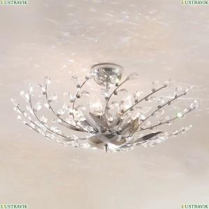 CL311171 Люстра потолочная хрустальная CITILUX (Ситилюкс) Ривьера