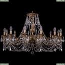 1702/12/300/C/FP Хрустальная подвесная люстра Bohemia Ivele Crystal