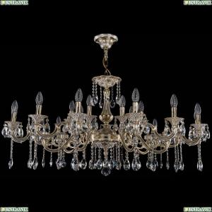 1703/21/320+210/A/GW Хрустальная подвесная люстра Bohemia Ivele Crystal (Богемия)