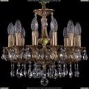 1702/12/CK125IV/A/FP Хрустальная подвесная люстра Bohemia Ivele Crystal (Богемия)