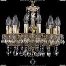 1707/14/125/A/GW Хрустальная подвесная люстра Bohemia Ivele Crystal (Богемия)